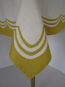 70s table cloth