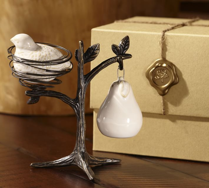 Partridge pear tree salt and pepper