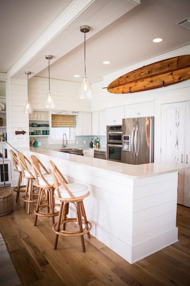 kitchen surfboard