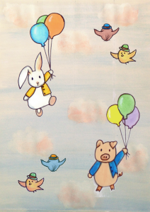 """""""Up and Away"""" by Emily Freeman"""