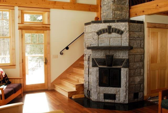 Masonry Heater