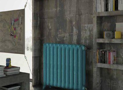 Bright radiator