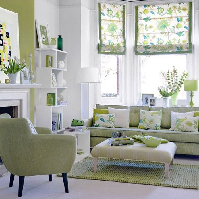 Decorating For Summer Natural Curtain Company