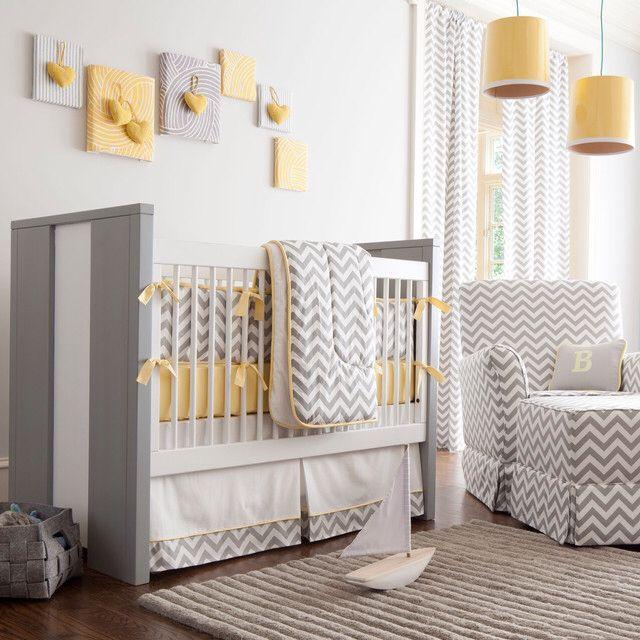 5 ideas for a beautiful nursery Â« Natural Curtain Company
