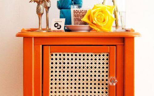 Tangerine table