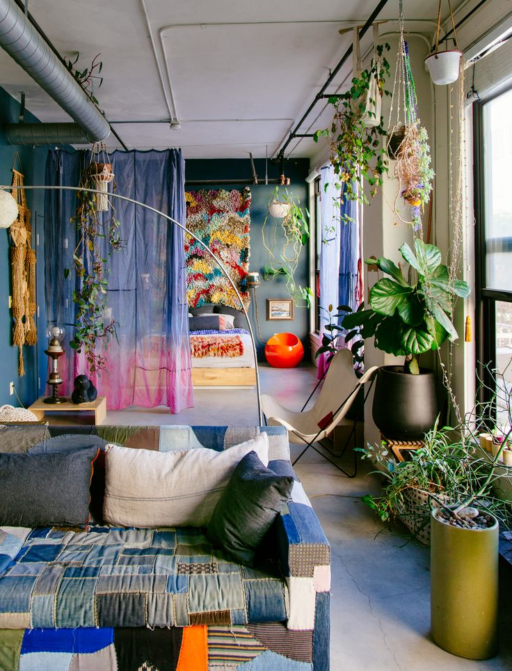 Accessory of the week: Maximalism « Natural Curtain Company