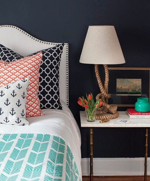 Coral bed