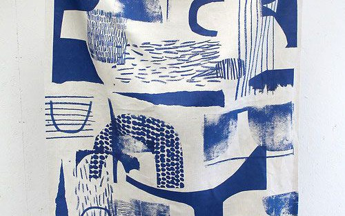 fabric screen print