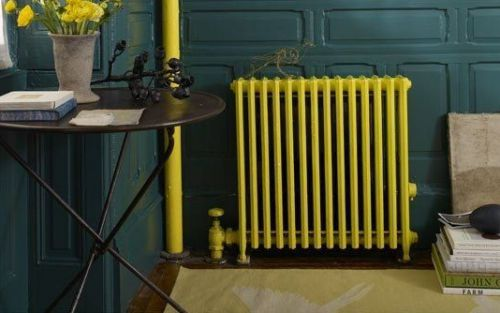 Green radiator