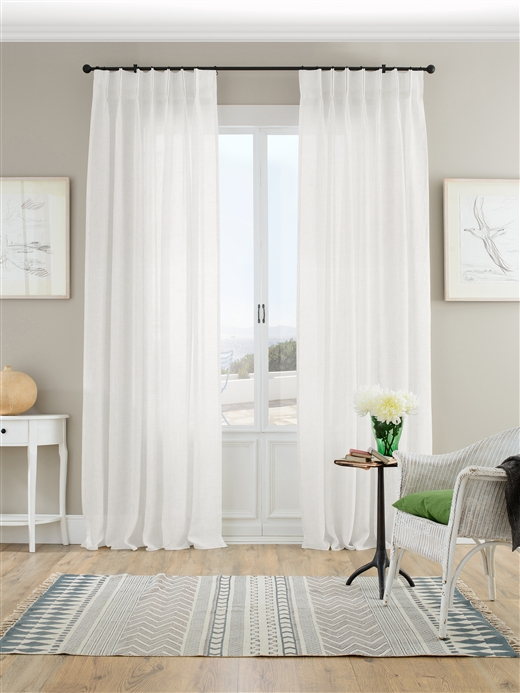 Luce Natural Curtain Company