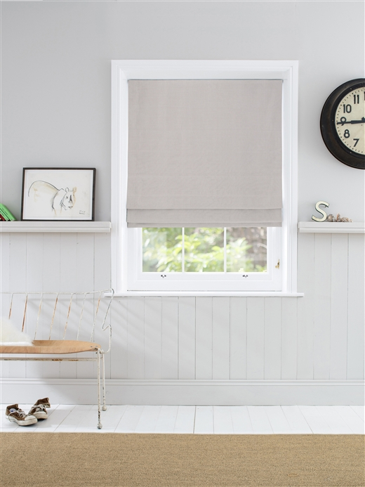 Grey Roman Blind Best Home Decorating Ideas