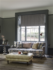 New range of Patterns & Stripes by Clarke and Clarke