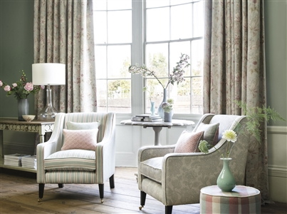 Elegant Drawing Room Bay Window