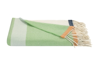Thyme Lambswool Throw