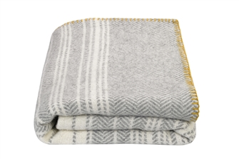 Astrud Lambswool Cashmere Throw