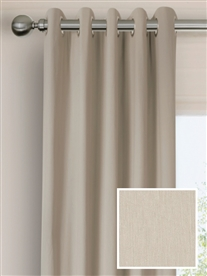 eyelet ready made curtains in Austin.  100% cotton.