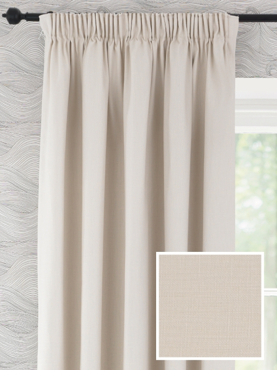Ready Made Curtains In Melandra 100 Cotton