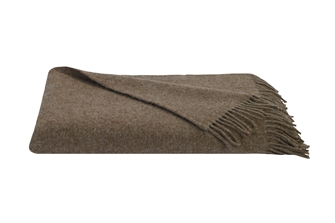 Umber Pure Wool Dansko Throw