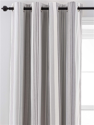 eyelet ready made curtains in Amarillo.  100% cotton.