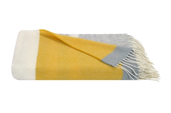 Quince Lambswool Throw