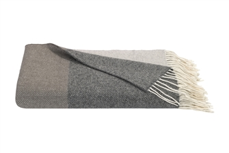 Anise Lambswool Throw