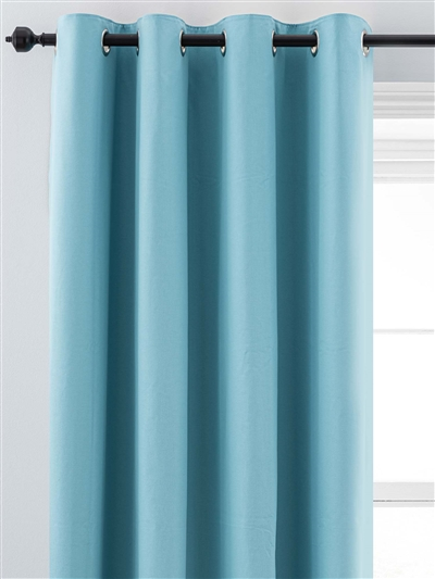 eyelet ready made curtains in Fuji. 50% off.