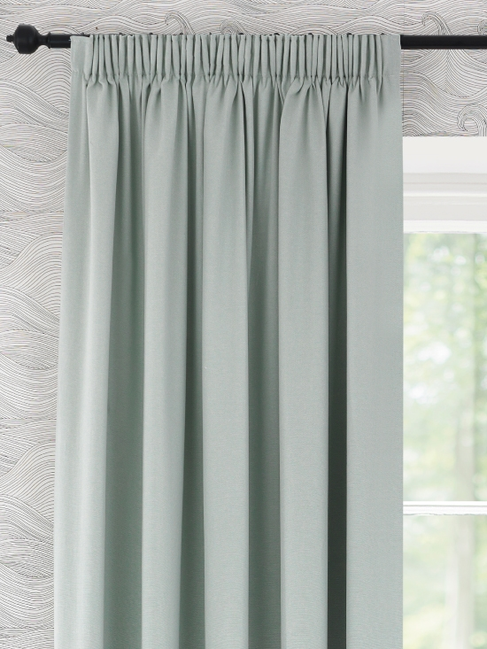 Ready Made Curtains In Appleby 100 Cotton Natural