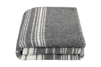 Bebel Lambswool Cashmere Throw