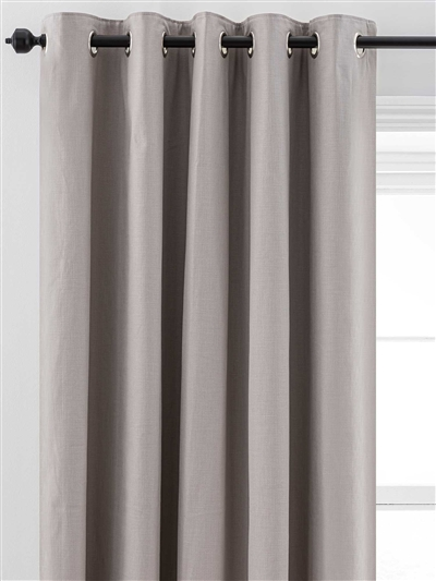 eyelet ready made curtains in Greystoke.  100% cotton.