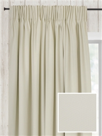 pencil pleat Ready Made Curtains in Portobello 100% cotton