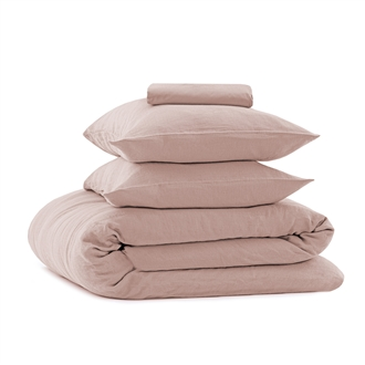 Scandi Pink French Linen Bundle